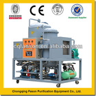 Filter-free technology 100% carbon and water removal used engine oil recycling system
