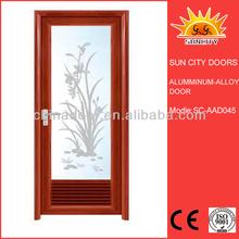 China fire rated door aluminum best price SC-AAD045