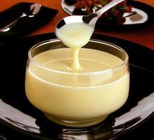 Tatlandırılmış yoğunlaştırılmış süt, süt ürünleri, süt ürünleri