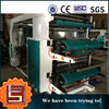 CE Certification 6 Color Flexo Printing Machine High Speed