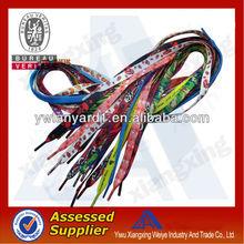 China manufacturers wholesale fashion cheap led shoelaces