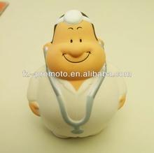 promotional doctor pu stress ball
