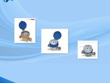 dry-dial water meter,domestic brass water volume meter