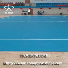 Vinyl/PVC basketball/Badminton/gym /volleyball sports flooring used court