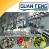 Belt drying machine fresh white garlic industrial food dehydrator machine