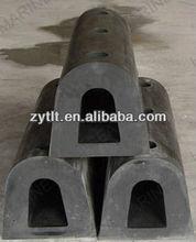 D boat rubber bumper