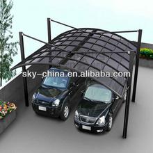 Outdoor Pergola Aluminum Carport