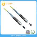 Mu-mu solo modo simple de fibra óptica patch cord