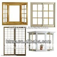 Double glazing aluminium sliding window new window grill design
