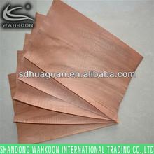 4x8 hoja de chapa de madera de plástico de vietnam