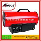50KW Industrial LPG/Propane Gas hot air heater