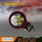 10W LED work light off road spot light 4x4,SUV,ATV,4WD,truck,vehicle,excavator.