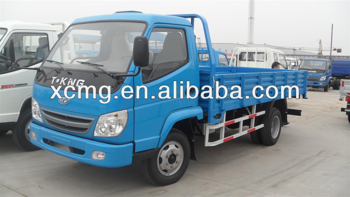T-king 2 ton petrol mini truck