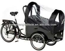 Factory price sale motorized cargo trike