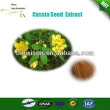 Semillas de cassia extracto/cassia obtusifolia extracto/semilla de senna hoz extracto