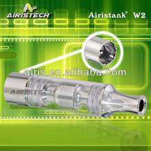 High quality Airistech original manufacture Airistank W2 wax atomizer v8 for ego thread battery