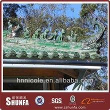 Famosa de china esculturas para el estilo clásico de construcción