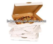 The Custom Corrugated Cardboard Pizza Box