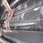 "22"" API 5L seamless carbon tube"