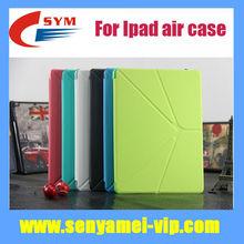 2014 New Multi-Angle Smart Case Cover For Apple iPad Air iPad 5