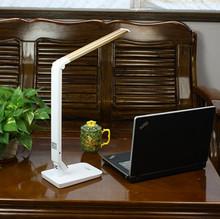 9W Eye-protection LED Tabl Lamp, USB Charging Port