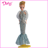 11 inch soft plastic holiday beauty gift toy dolls