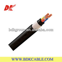 Fire Resistant Twisted Pair Cable Fire Alarm Security Cable