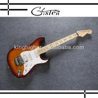 china Glisten Electric Guitar hot OEM high quality ST rock