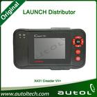 Original Launch Creader VII Plus car scanner programming comprehensive d