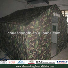 Factory price 20 person camouflage military army tent