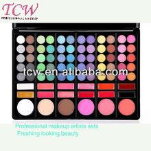 full makeup set,set of makeup,make up sale,cheap make up for sale,78 colors eye shadows