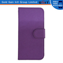 Phone Accessories New Wallet Style Case Leather Cover for IPhone 5