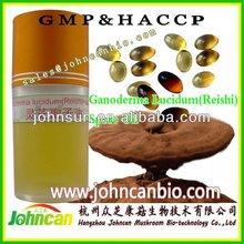 reishi spore oil/ ganoderma lucidum spore extract