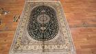 nain carpets handmade silk rug 4x6