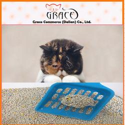 2014 New sample free cat product clumping bentonite Pet supply