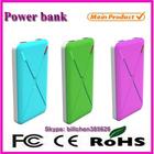 COCO-Lemon different colors ABS+Rubber Oil case 8000mah universal power bank,ShenZhen factory direct.