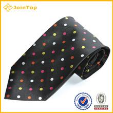 Hot sale necktie manufacturer different tie knots