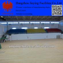 basketball hall foldable HDPE chair