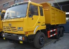 Fabricant de camions lourds en chine/6*4 25 camion à benne basculante tonne