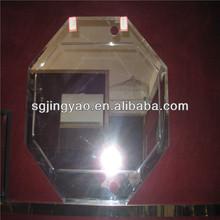 fashion specially shaped irregular edge mirror