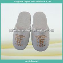 thick sponge sole anti slip bathroom hotel slippers