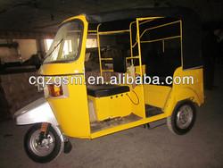 passenger tuk tuk/ three wheeler/bajaj three wheel motorcycle