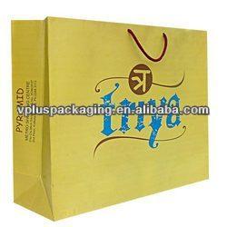 paper craft shopping bag