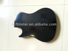 Vacuum forming plastic instrument cover