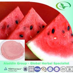 Factory supply 2014 natural and fresh bulk organic watermelon powder