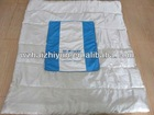 2014 Travel Pillow Blanket with embroidery logo