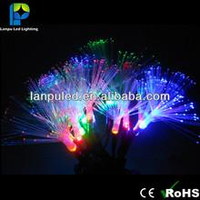Indoor decoration optical fiber light kit RGB led fiber optic