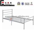 Los modelos de cama de metal, muebles de dormitorio del ahorro de espacio