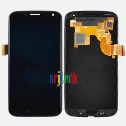 Motorola Moto X XT1060 XT1058 XT1056 XT1053 LCD Screen Digitizer Touch + Frame