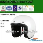 HM M Size Glass Fiber Open Face Helmet